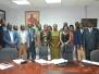 Visite de la délégation ITIE Burkina Faso à la DGRAD